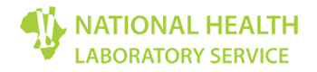 National Health Laboratory Service Logo