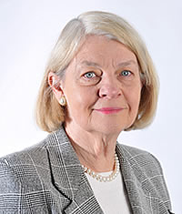 Professor Mary Hazel Ross
