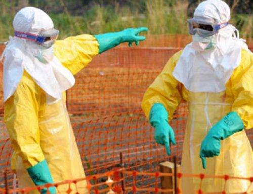 Outbreak of Ebola virus disease in Democratic Republic of Congo