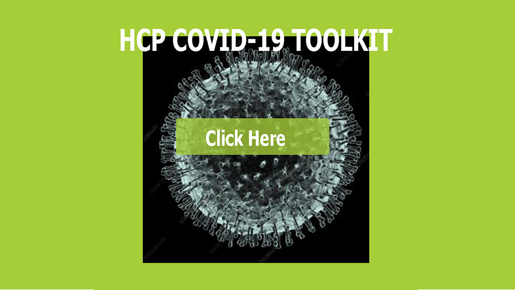 HCP COVID-19 TOOLKIT